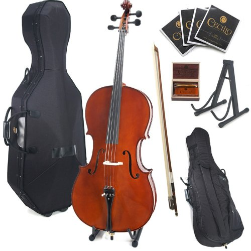 514ZIZXHL1 Best Cello Brands & Models 2021 Review
