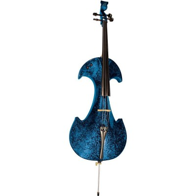 Bridge Draco Series 4-String Electric Cello Blue Marble