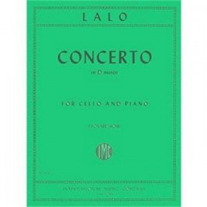 31aUPFngQbL1-300x300 Lalo Cello Concerto Review