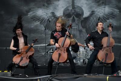 apocalytica concert